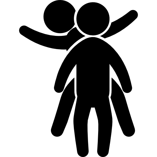 two-childs-playing-silhouettes